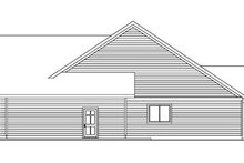 Dream House Plan - Craftsman Exterior - Other Elevation Plan #124-760
