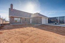 Craftsman Exterior - Rear Elevation Plan #48-532
