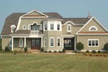 Traditional Exterior - Front Elevation Plan #413-830