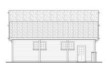 Architectural House Design - Craftsman Exterior - Other Elevation Plan #124-1239