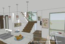 Architectural House Design - Modern Photo Plan #484-1