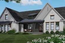 Farmhouse Exterior - Front Elevation Plan #51-1159