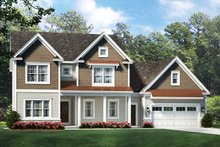 House Plan Design - Traditional Exterior - Front Elevation Plan #1010-231