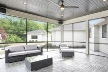 Dream House Plan - Screened Porch