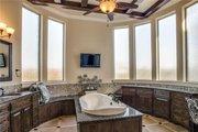 European Style House Plan - 6 Beds 6.5 Baths 7236 Sq/Ft Plan #119-169 Interior - Master Bathroom