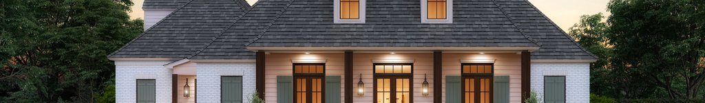 U Shaped House Plans, Floor Plans & Designs