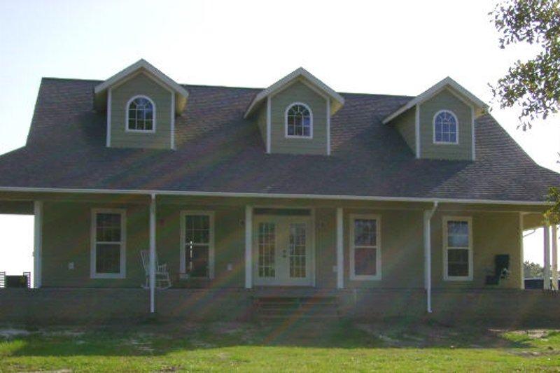 Country Photo Plan #44-121 - Houseplans.com