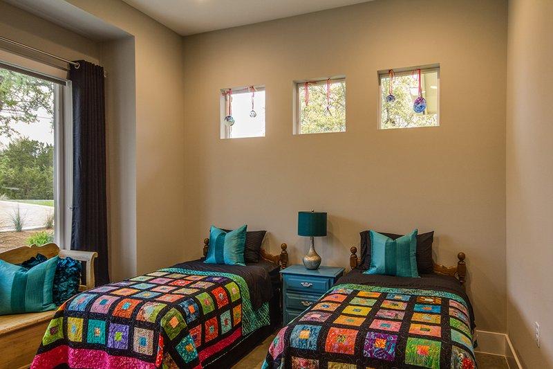 Prairie Interior - Bedroom Plan #935-13 - Houseplans.com