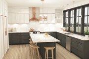 Farmhouse Style House Plan - 5 Beds 3 Baths 3599 Sq/Ft Plan #23-2688 Interior - Kitchen