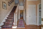 Southern Style House Plan - 4 Beds 3 Baths 3057 Sq/Ft Plan #137-107 Photo