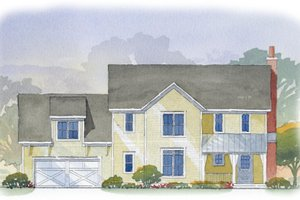 Farmhouse Exterior - Front Elevation Plan #901-72