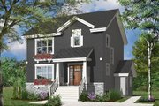 Traditional Style House Plan - 4 Beds 2.5 Baths 2300 Sq/Ft Plan #23-2507 Exterior - Front Elevation