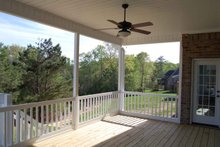 Traditional Exterior - Outdoor Living Plan #927-26
