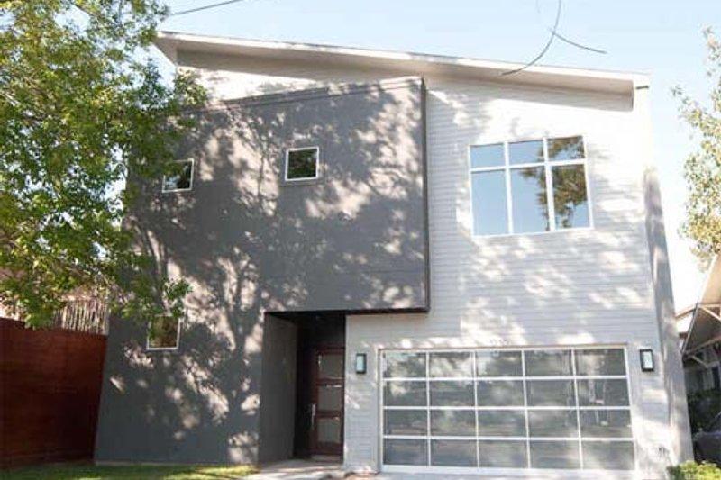 Modern Style House Plan - 3 Beds 3.5 Baths 3682 Sq/Ft Plan #449-11