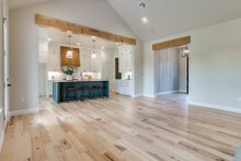 Home Plan - Plan 1067-1 Great Room 1