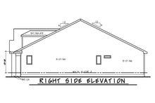 Dream House Plan - European Exterior - Other Elevation Plan #20-2409