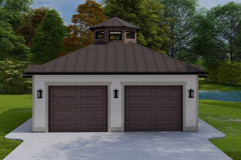 House Plan Design - Bungalow Exterior - Front Elevation Plan #1060-122