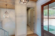 Traditional Interior - Other Plan #63-412