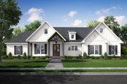 Farmhouse Style House Plan - 3 Beds 2.5 Baths 2249 Sq/Ft Plan #430-233 Exterior - Front Elevation