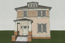 Craftsman Exterior - Other Elevation Plan #461-5