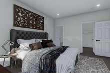 Cottage Interior - Master Bedroom Plan #1060-64