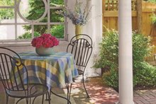 Cottage Exterior - Outdoor Living Plan #481-10