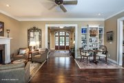 Craftsman Style House Plan - 5 Beds 4 Baths 4776 Sq/Ft Plan #929-340 Interior - Entry
