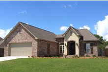 Home Plan - Traditional Exterior - Other Elevation Plan #430-70