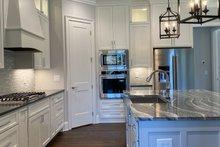 Architectural House Design - Craftsman Interior - Kitchen Plan #437-113