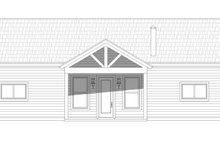 Dream House Plan - Country Exterior - Front Elevation Plan #932-347