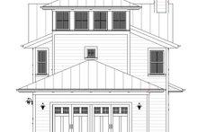 Farmhouse Exterior - Rear Elevation Plan #901-140