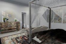 Dream House Plan - European Interior - Master Bedroom Plan #1060-75