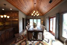 Contemporary Interior - Dining Room Plan #17-2551