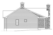 Dream House Plan - Cottage Exterior - Other Elevation Plan #22-592