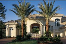 Dream House Plan - Mediterranean Exterior - Other Elevation Plan #930-15
