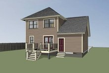 Cottage Exterior - Other Elevation Plan #79-123