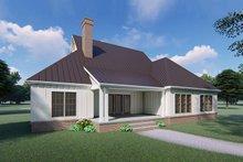 Architectural House Design - Farmhouse Exterior - Rear Elevation Plan #923-120