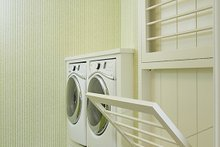 Ranch Interior - Laundry Plan #928-293