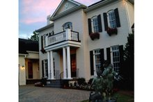 Dream House Plan - Colonial Photo Plan #453-27