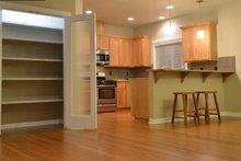 Craftsman Interior - Kitchen Plan #124-1211