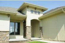Dream House Plan - Mediterranean Exterior - Front Elevation Plan #20-2174
