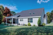 Cottage Style House Plan - 3 Beds 2.5 Baths 1778 Sq/Ft Plan #929-1129