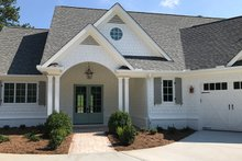 House Plan Design - Traditional Exterior - Front Elevation Plan #437-83