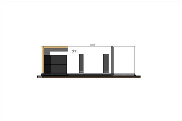 Contemporary Floor Plan - Other Floor Plan #906-21