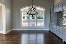 House Plan Design - Craftsman Interior - Dining Room Plan #437-96