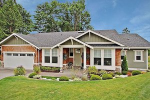 Craftsman Photo Plan #132-101