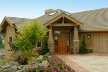 Dream House Plan - Craftsman Exterior - Other Elevation Plan #48-432