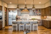 Farmhouse Style House Plan - 3 Beds 3.5 Baths 4261 Sq/Ft Plan #935-17 Photo