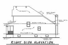 Craftsman Exterior - Other Elevation Plan #20-1220