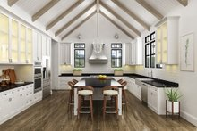 House Design - Farmhouse Interior - Kitchen Plan #119-433